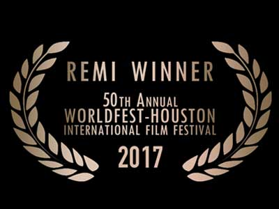 Remi Winner 50th Worldfesthouston International Film Festival 2017